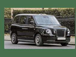 TX Ecity Electric Taxi 2018