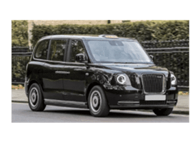 TX Ecity Electric Taxi 2018