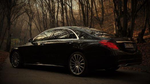 Mercedes-rear