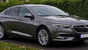 Vauxhall Insignia 2018