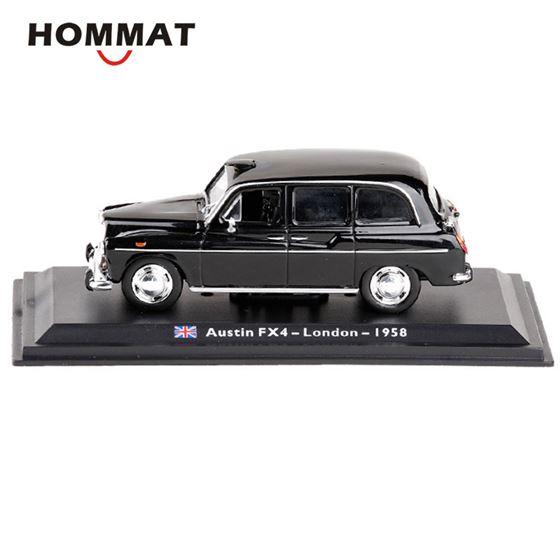 Hommat Simulation 1 43 Vintage Austin Fx4 1958 London Taxi