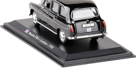 HOMMAT-Simulation-1-43-Vintage-Austin-FX4-1958-London-Taxi-Cab-Alloy-Diecast-Toy-Vehicle-Car (2)