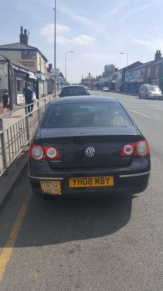 Vw Passat 1 9tdi Bolton Plated Cab Trader