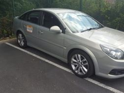 Vauxhall Vectra 1.9cdti Bolton Private Hire