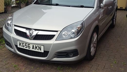 Vauxhall Vectra 1.9cdti Bolton Private Hire