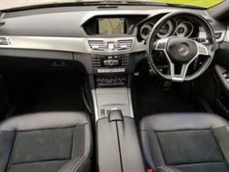 Mercedes E Class E250 CDI AMG Sport