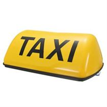 Taxi Waterproof Sign Magnetic Top Lamp 12V DC Light