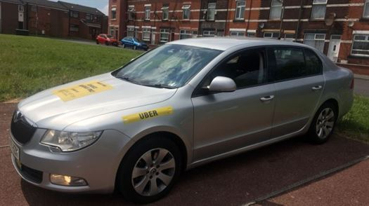 Skoda Superb 1.4 TSi Uber ready