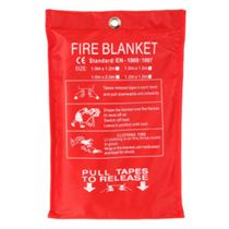 Fire Blanket For Fire Emergency