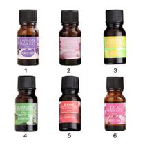 Air Freshener Oil Perfume Various Flavors 10ml