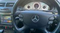 Merc E320 7-G tronic V6 3.0 + paddle shift