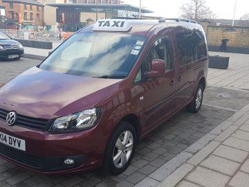 VW CADDY maxi life 1.6 WAV