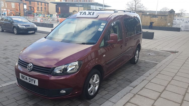VW CADDY maxi life 1.6 WAV