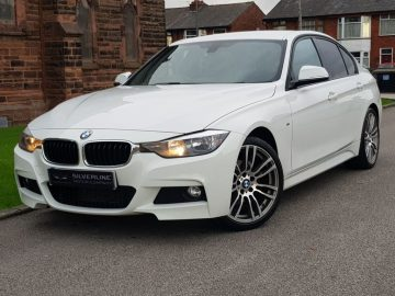 BMW 3 SERIES 2.0 320D M SPORT 4d AUTO